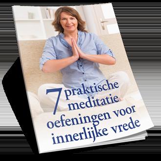 Bonus 3: 7 Praktische Meditatieoefeningen voor Innerlijke vrede