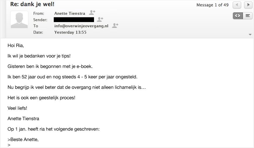 e-mail Anette